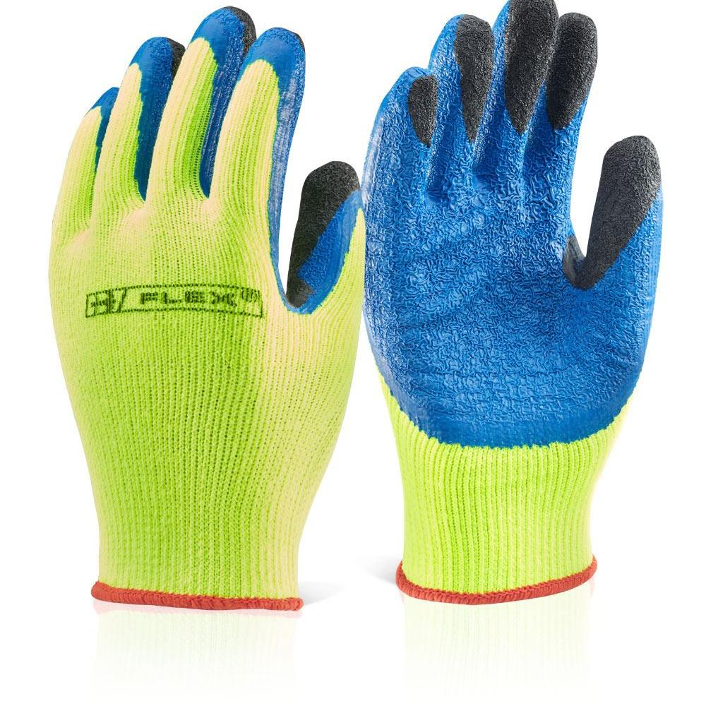 HI-Vis Thermal Grip Handschuhe A140